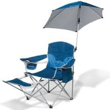 Lawn Chair With Umbrella Attached Ultimate Spectator Chair Elderluxe For The Best Christmas Gift