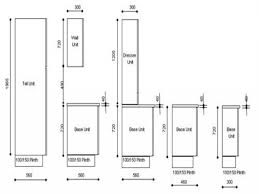 Average Height Of Kitchen Cabinets What Is Standard Height For Kitchen Cabinets 25 With What Is