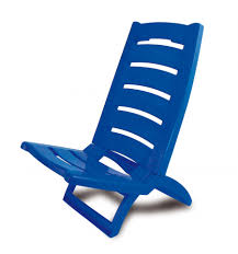 Fold Up Outdoor Chairs Foldable Beach Chair Collapsible Outdoor Seat