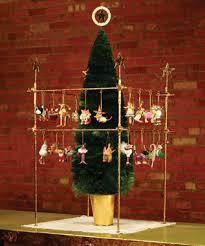 patience brewster mini ornament display rack