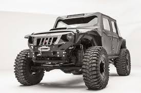 jeep nitro black grumper fab fours