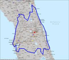 Orlando Florida Map Reporting 101 Fl