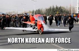 Air Force One Meme - north korean air force this one site