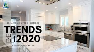 what is trend in kitchen cabinets los angeles kitchen trends what to expect in 2020