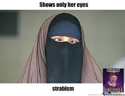 Burka Meme - bad luck burqa by thy59 meme center