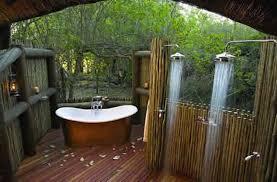 outdoor bathroom for pool shower corner towels shelves under