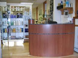 Hairdressing Reception Desk Interesting Hair Salon Reception Desk Salon Reception Desk Within