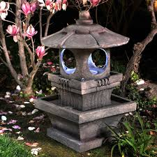 Zen Water Garden Zen Water Fountains Libreria Fountains