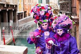 venetian costumes in venetian costumes during venice carnival venice italy