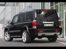2006 jeep commander information and photos momentcar