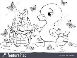 duckling coloring pages free printable pictures ugly duckling