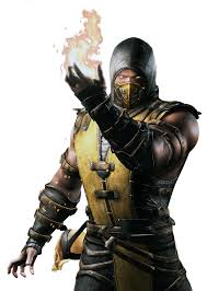 Scorpion Costume Scorpion From The Mortal Kombat Series