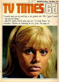 Armchair Thriller Episode Guide Ian Hendry Ian Hendry Britt Ekland U2013 Rare Promotional Picture