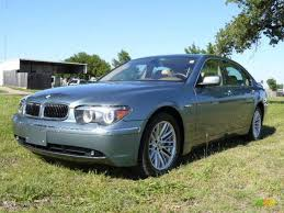 make bmw model 745li year 2003 body style car exterior color