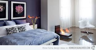Master Bedroom With Fireplace 20 Modern Bedroom With Fireplace Designs Home Design Lover