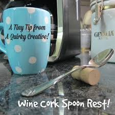 a tiny tip wine corks in the kitchen a quirky creative