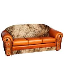 mustang sofa western decor leather sofas and westerns
