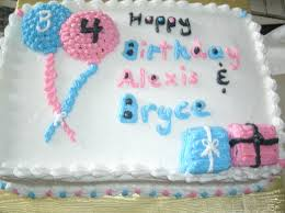 brother and sisters u0027 birthday cake cakecentral com