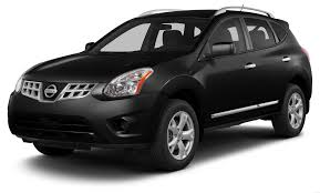 nissan rogue used 2014 2014 nissan rogue select s in super black for sale in cleveland