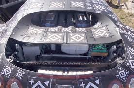 bugatti galibier engine bugatti chiron test mule spied in veyron disguise