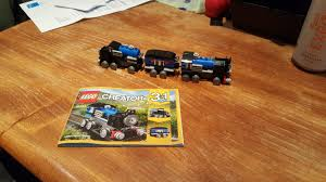 my lego creator blue express love this set album on imgur