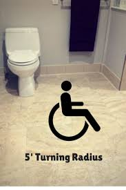 Wheelchair Accessible Bathroom Design by 76 Best Accessible Design Images On Pinterest Wheelchairs Ada