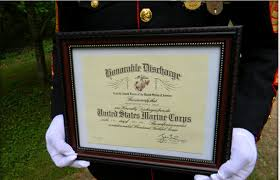 honorable discharge certificate elton perry hawley marine master sergeant in 18 months this ain