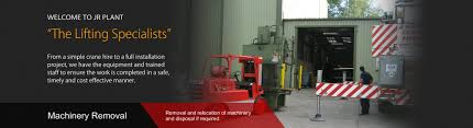 jr plant crane hire and contract lifts preston lancashire uk