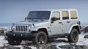 white jeep sahara jeep wrangler arctic and liberty arctic arrive in time for winter