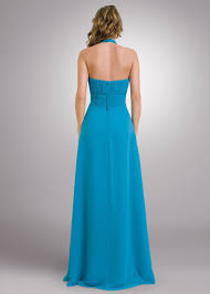 malibu bridesmaid dresses malibu chiffon halter neck ruched crisscross bridesmaid dress