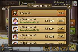 challenge the world with summoners war u0027s new battle mode