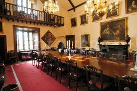 Malahide Castle Dining Room DINING ROOM Pinterest Castles - Castle dining room