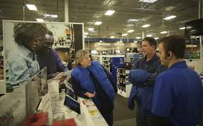 target duluth mn black friday strong consumer electronics sales good news for best buy target