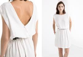 mango robes robe courte blanche mango les robes sont populaires partout dans