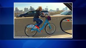 Divvy Bike Map Chicago by Woman On Divvy Bike Spotted On Dan Ryan Expressway Abc7chicago Com