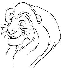 nala scar lion king clip art library