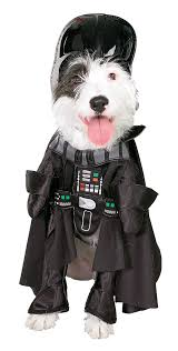 Halloween Darth Vader Costume Legged Fanboys Rejoice 7 Star Wars Costumes Dogs