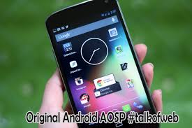 android rom why an aosp android rom wins stock android rom