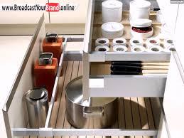 küche aufbewahrung schubladen gewürzkasten töpfe aufbewahrung küche vollauszug