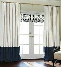 Where To Buy Roman Shades - roman shade outside mount on french door would be great for the