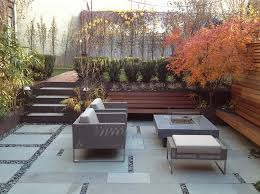 Patio 21 Ultimate Small Patio by Sunken Seating Areas That Spark Conversations