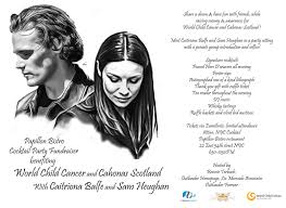 Cocktail Party Fundraiser - a nyc voyage with caitriona balfe and sam heughan papillon bistro
