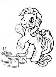 my little pony coloring page mlp toola roola coloring pages
