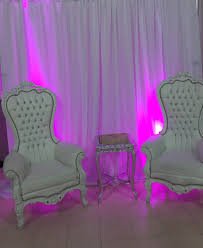 baby shower chair rental nj party rental