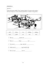 upsr english paper 2 section 1 worksheets for weaker pupils