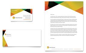 inspirational stock of word business card template business