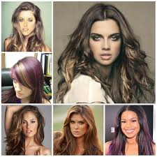 color highlight styles latest color ideas 2016 trendy