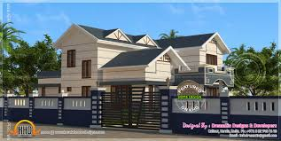 339 square yards house elevation kerala home design and floor plans