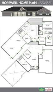hopewell 1504 sq ft 3 bedroom 2 1 2 bath home plan features