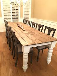 8 foot long table 8 foot dining table pottery barn dining room 8 foot ceiling round
